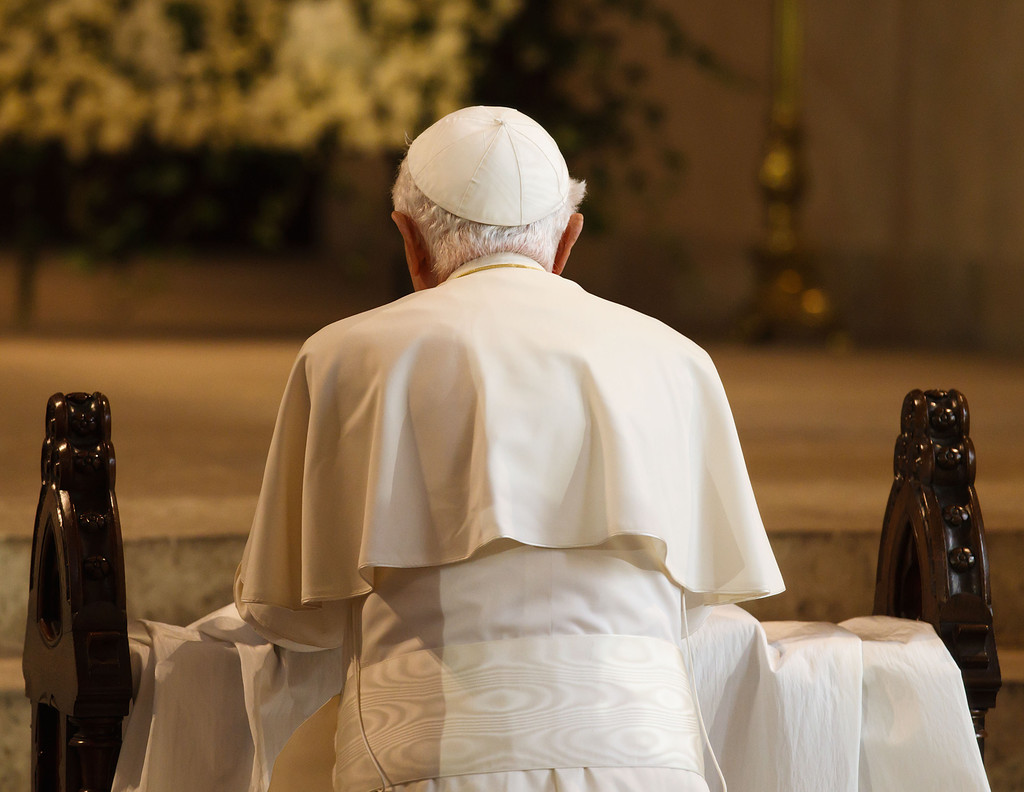 pope benedict xvi and stewardship Talk:pope benedict xvi/archive 22 not in the temporary stewardship sense that will be effective from feb 28 to approx remain as pope benedict xvi or b.