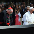 Cardinal Timothy Dolan and Pope Francis I Photos