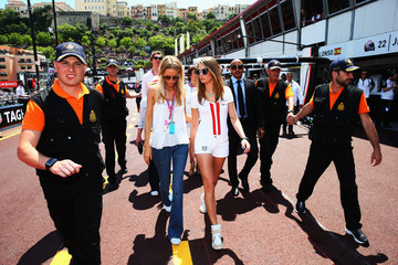 Poppy Delevingne F1 Grand Prix of Monaco