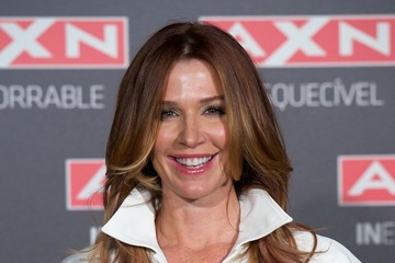 Poppy Montgomery Poppy Montgomery Photocall in Madrid