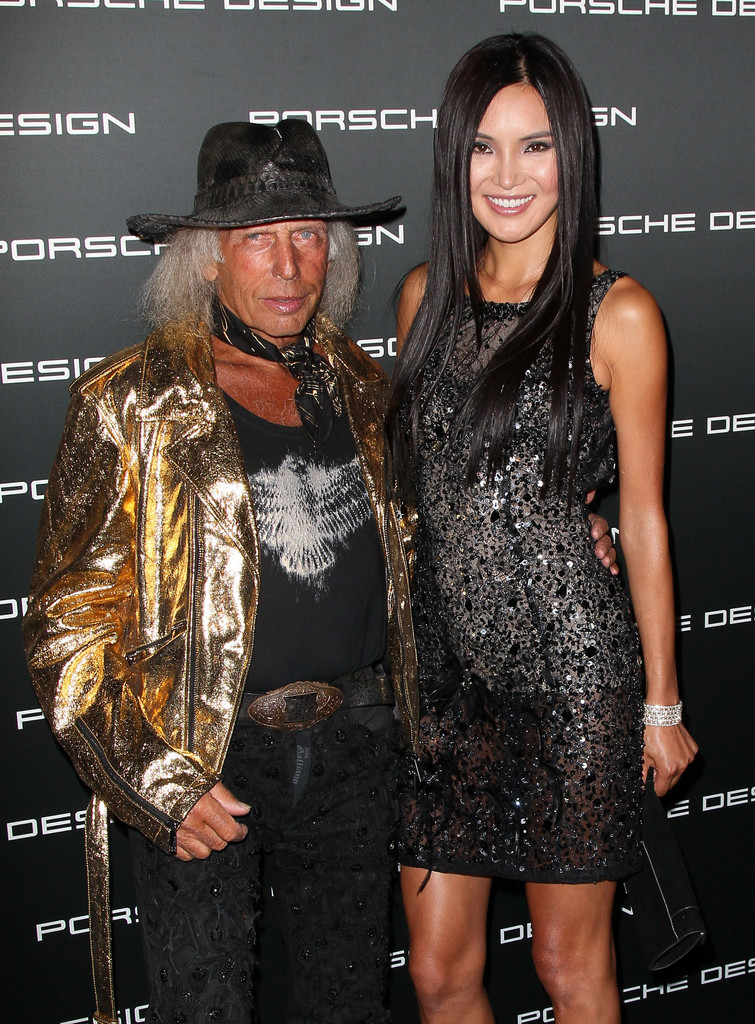 James Goldstein In Porsche Design 40th Anniversary Event