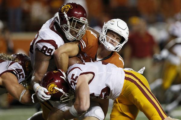 premium selection dbb96 5ed64 Porter Gustin Photos Photos - USC vs. Texas - Zimbio