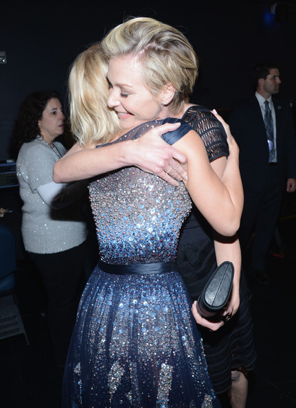 39th Annual People's Choice Awards - Backstage And Audience (Portia de