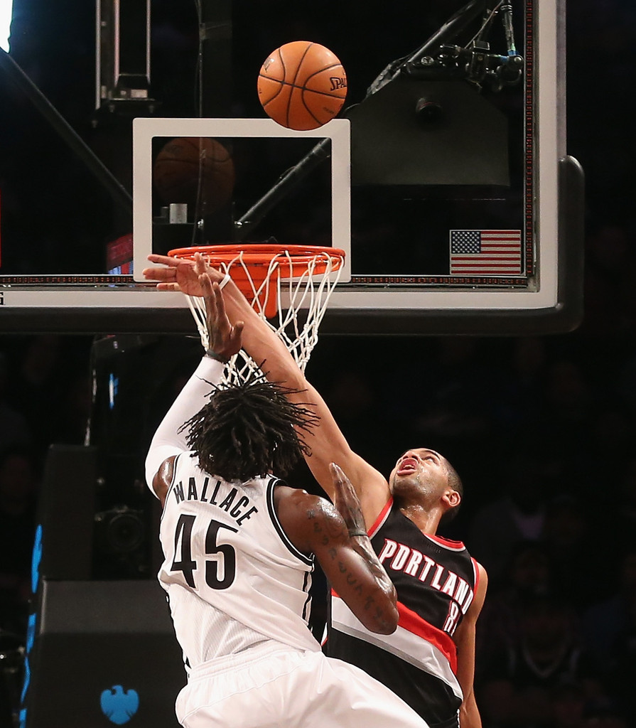 Portland Trail Blazers Live Stream: Gerald Wallace In Portland Trail Blazers V Brooklyn Nets