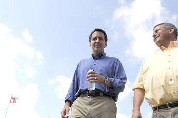 Bill Northey Possible Presidential Candidate Tim Pawlenty Tours Iowa State Fair