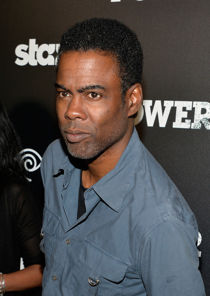 Chris Rock in 'Power' ...