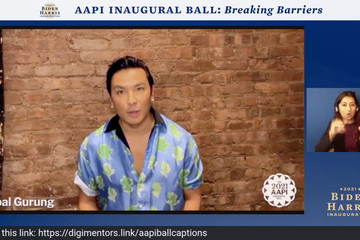 Prabal Gurung AAPI Inaugural Ball: Breaking Barriers