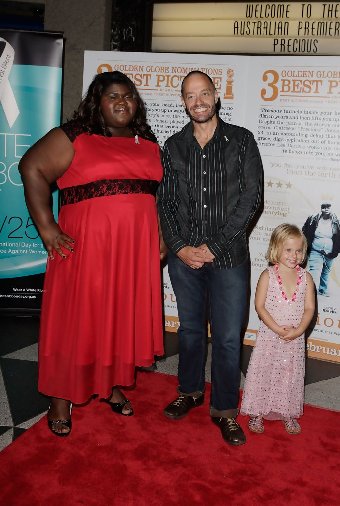 "Adam Spencer Photos Photos - ""Precious"" Sydney Premiere ..."