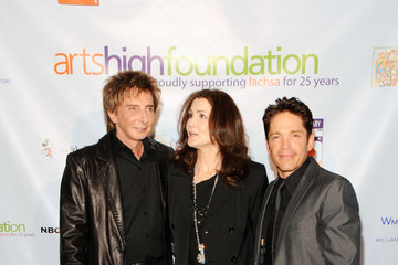 Dave Koz Monica Mancini Premier U.S.A. Arts High 25th Anniversary Celebration - Arrivals