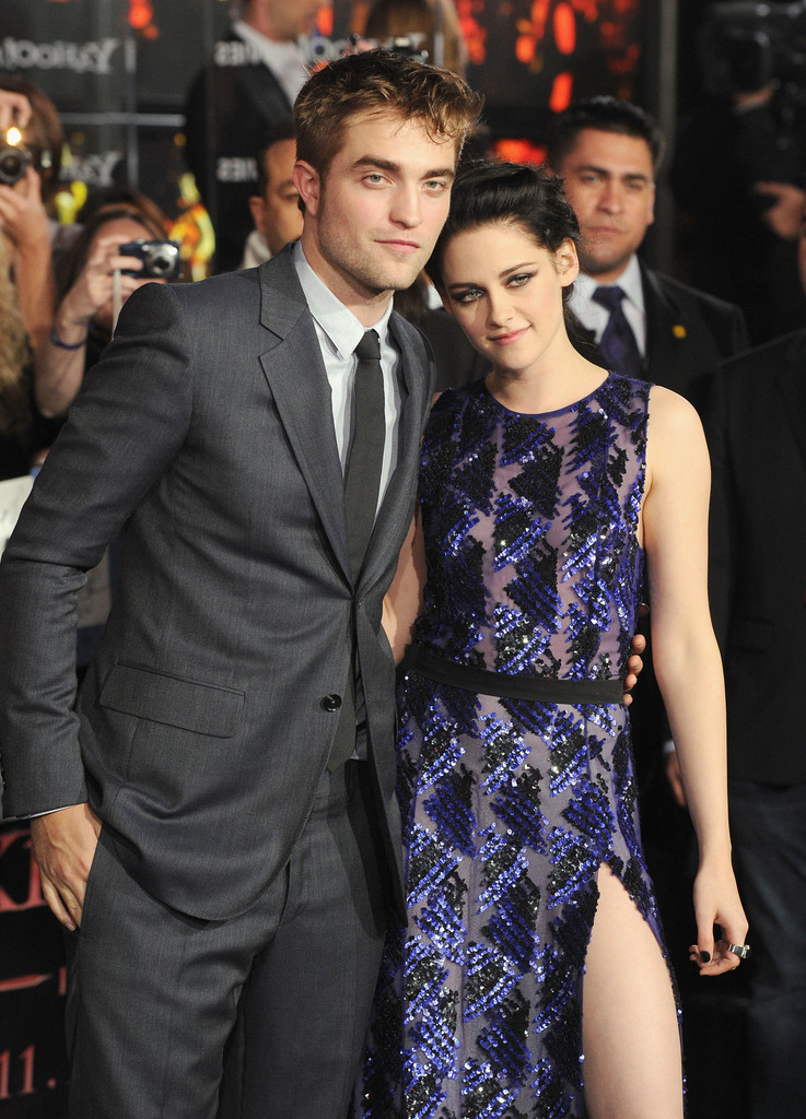 Dating for sex: new news on robert pattinson and kristen stewart dating
