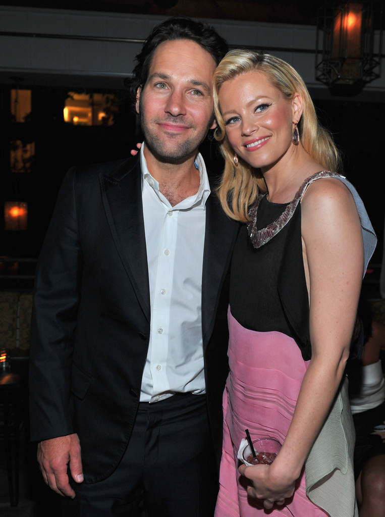Elizabeth Banks and paul rudd