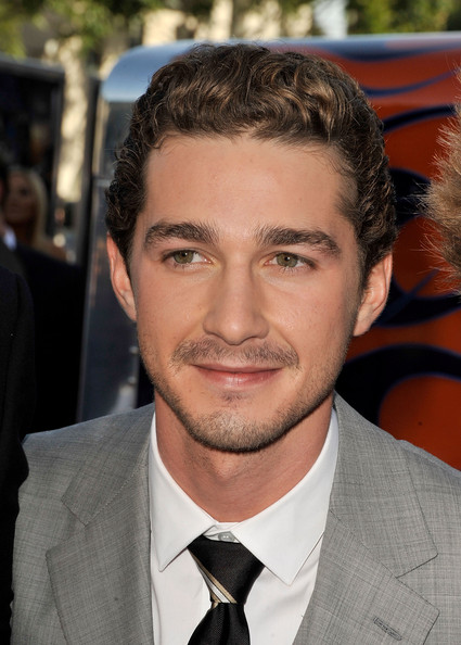 shia labeouf transformers 2 premiere. Shia LaBeouf Actor Shia