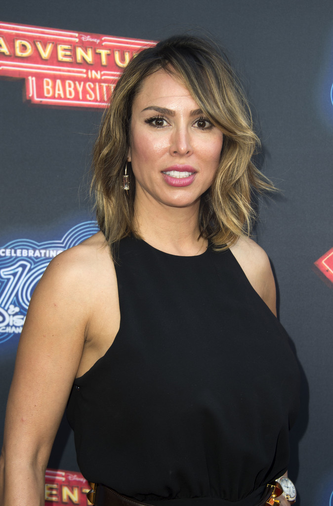 Kelly Dodd In Premiere Of 100th Disney Channel Original Movie Adventures In