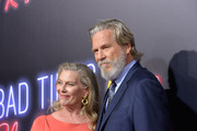 Jeff Bridges and Susan Geston Photos Photo