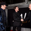 Robert Rodriguez Ed Skrein Photos