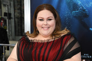 """Chrissy Metz attends the premiere of 20th Century Fox's """"Breakthrough"""" at Westwood Regency Theater on April 11, 2019 in Los Angeles, California."""