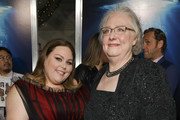 """Chrissy Metz (L) and Joyce Smith attend the premiere of 20th Century Fox's """"Breakthrough"""" at Westwood Regency Theater on April 11, 2019 in Los Angeles, California."""