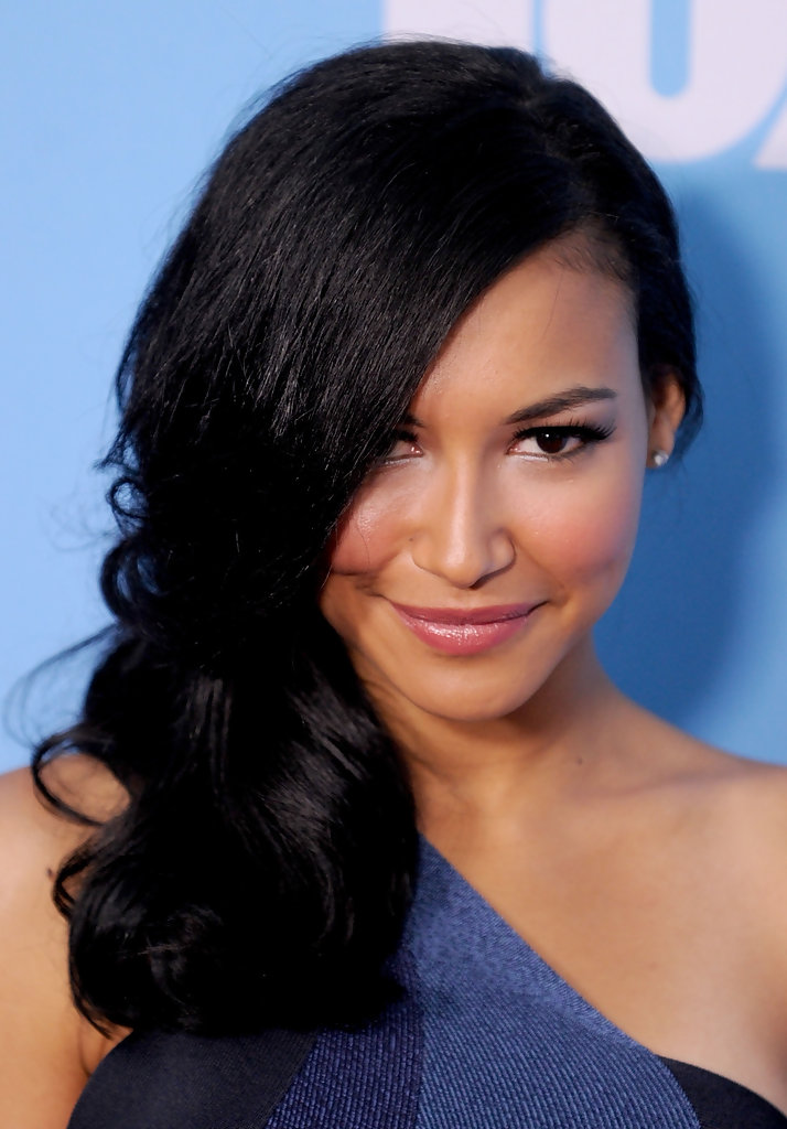 "Naya Rivera in Premiere Of 20th Century Fox's ""Glee ..."