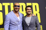 Kumail Nanjiani Dave Bautista Photos Photo