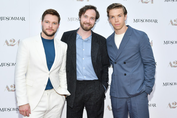 Premiere Of A24's 'Midsommar' - Red Carpet