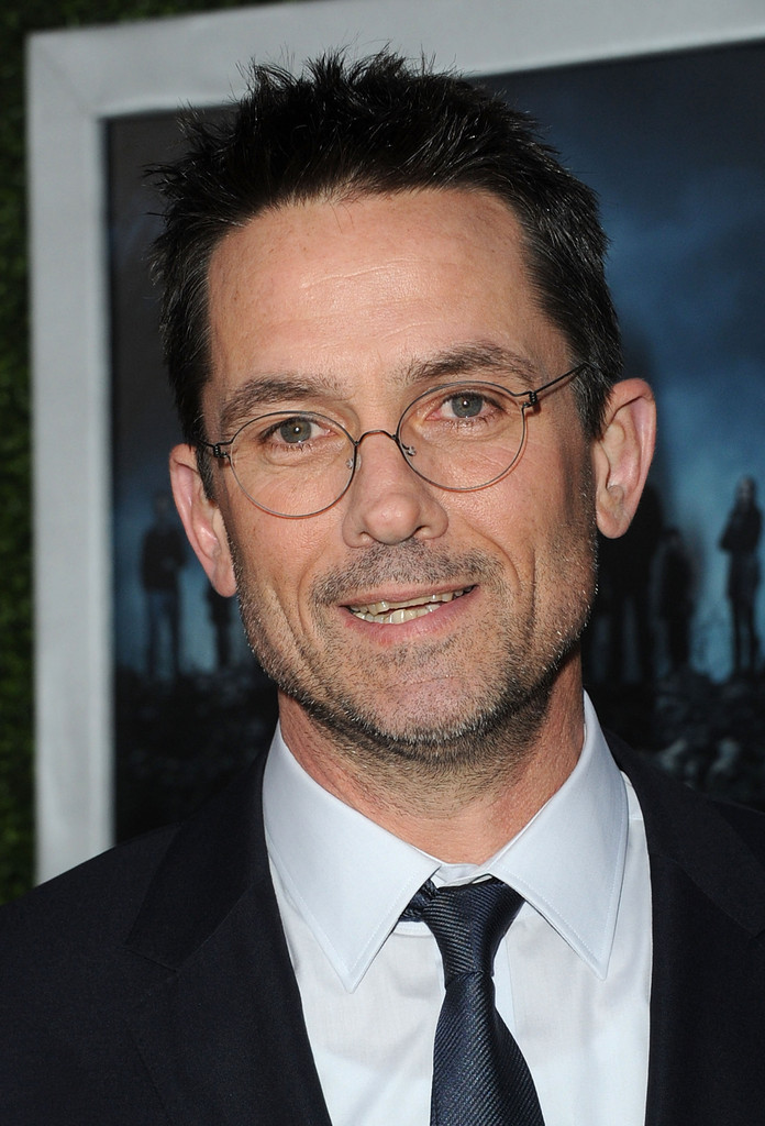 """Billy Campbell Photos Photos - Premiere Of AMC's """"The ..."""