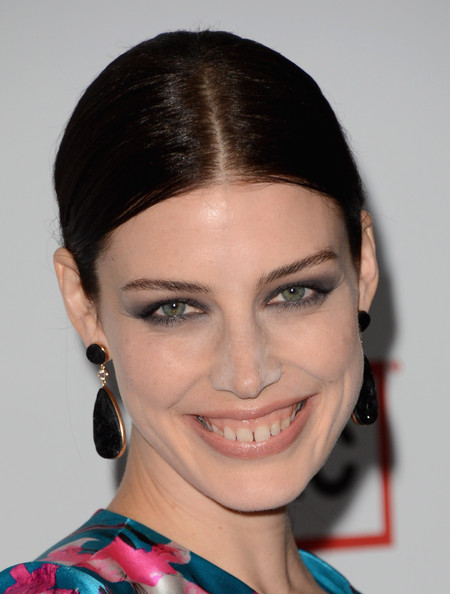 Jessica Pare In Arrivals At The 'Mad Men' Premiere Party