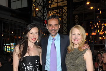 """Patricia Clarkson Alexander Siddig Premiere Of """"Cairo Time"""" At The 2010 Tribeca Film Festival"""