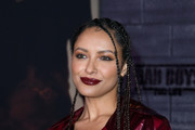 """Kat Graham attends the premiere of Columbia Pictures' """"Bad Boys For Life"""" at TCL Chinese Theatre on January 14, 2020 in Hollywood, California."""