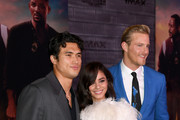 Alexander Ludwig and Charles Melton Photos Photo