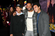 Will Smith and Trey Smith Photos Photo