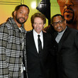 Jerry Bruckheimer and Will Smith Photos