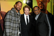 Jerry Bruckheimer and Will Smith Photos Photo
