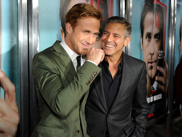 Zimbio Review - 'THE IDES OF MARCH' - George Clooney - Zimbio