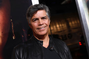 Actor Esai Morales attends the premiere of Columbia Pictures' 'Miss Bala' at Regal LA Live Stadium 14 on January 30, 2019 in Los Angeles, California.