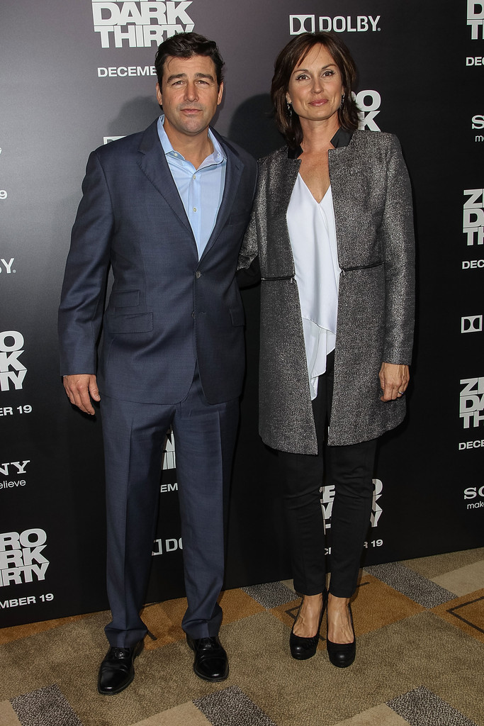 Kyle Chandler and Kathryn Chandler Photos Photos ...