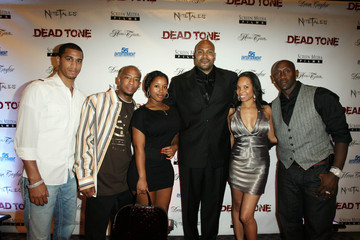 """Antwon Tanner Premiere of Deon Taylor's """"Dead Tone"""" at Chicago's ICE Theater"""
