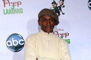 "Actor Tommy Davidson attends the ""Prep & Landing"" film premiere at The El Capitan Theatre on November 16, 2009 in Hollywood, California."