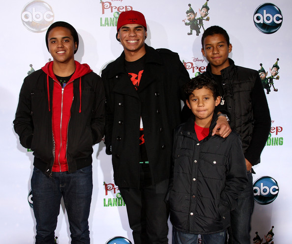 """Jermaine Jackson in Premiere Of Disney And ABC's """"Prep ..."""