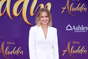 "Candace Cameron-Bure attends the premiere of Disney's ""Aladdin"" on May 21, 2019 in Los Angeles, California."