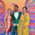 "Freida Pinto Photos - (L-R) Leela Ladnier, Utkarsh Ambudkar and Freida Pinto attend the premiere of Disney Junior's ""Mira, Royal Detective"" at Walt Disney Studios Main Theater on March 07, 2020 in Burbank, California. - Premiere Of Disney Junior's ""Mira, Royal Detective"" - Arrivals"