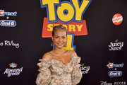 """Christina Milian attends the premiere of Disney and Pixar's """"Toy Story 4"""" on June 11, 2019 in Los Angeles, California."""
