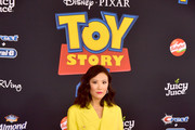 """Ally Maki attends the premiere of Disney and Pixar's """"Toy Story 4"""" on June 11, 2019 in Los Angeles, California."""