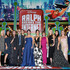 "Linda Larkin Auli'i Cravalho Photos - (L-R) Irene Bedard, Kate Higgins, Jennifer Hale, Jodi Benson, Mandy Moore, Sarah Silverman, Ming-Na Wen, Paige O'Hara, Linda Larkin, Auli'i Cravalho, Pamela Ribon, Phil Johnston and Clark Spencer attend the premiere of Disney's ""Ralph Breaks the Internet"" at El Capitan Theatre on November 5, 2018 in Los Angeles, California. - Premiere Of Disney's ""Ralph Breaks The Internet"" - Red Carpet"