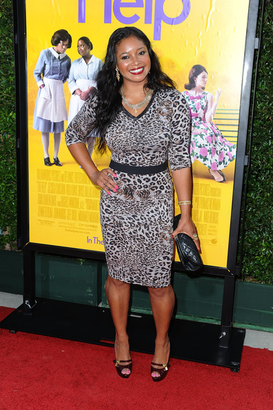 Actress Tamala Jones attends the premiere Of DreamWorks Pictures' 'The Help' held at The Academy of Motion Picture Arts and Sciences, Samuel Goldwyn Theater on August 9, 2011 in Beverly Hills, California.