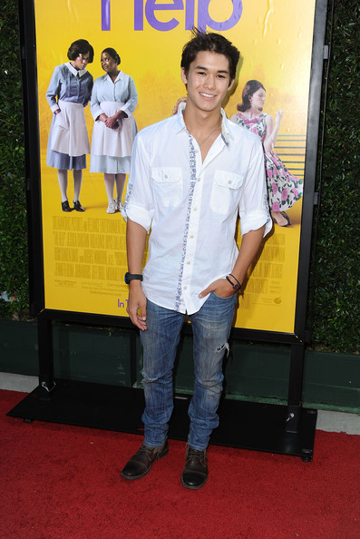 Actor Booboo Stewart attends the premiere Of DreamWorks Pictures' 'The Help' held at The Academy of Motion Picture Arts and Sciences, Samuel Goldwyn Theater on August 9, 2011 in Beverly Hills, California.