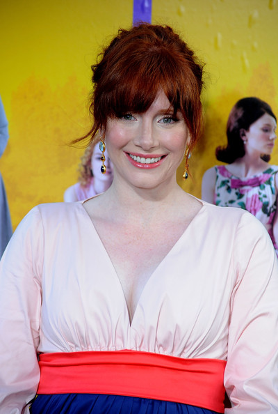 Actress Bryce Dallas Howard attends the premiere Of DreamWorks Pictures' 'The Help' held at The Academy of Motion Picture Arts and Sciences, Samuel Goldwyn Theater on August 9, 2011 in Beverly Hills, California.