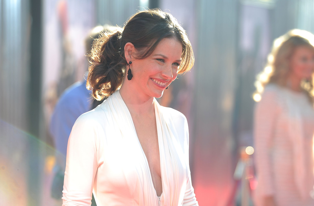 Evangeline Lilly Photos Photos Premiere Of Dreamworks