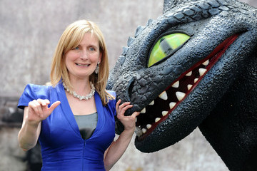"""Cressida Cowell Premiere Of Dreamworks Animation's """"How To Train Your Dragon"""" - Arrivals"""