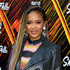"Serayah McNeill Photos - Serayah McNeill arrives at the premiere of FX's ""Snowfall"" Season 3 at Bovard Auditorium At USC on July 08, 2019 in Los Angeles, California. - Premiere Of FX's 'Snowfall' Season 3 - Red Carpet"