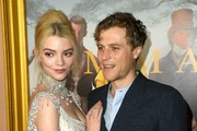 "(L-R) Anya Taylor-Joy and Johnny Flynn attend the premiere of Focus Features' ""Emma."" at DGA Theater on February 18, 2020 in Los Angeles, California."